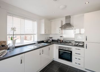 Thumbnail 2 bed semi-detached house for sale in Shorncliffe Heights, Folkestone, Kent