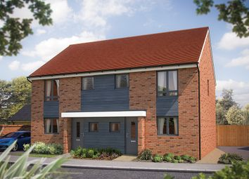 """Thumbnail 3 bed property for sale in """"The Southwold"""" at Fields Road, Wootton, Bedford"""
