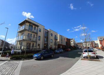 Thumbnail 1 bedroom flat to rent in Mildren Way, Devonport, Plymouth