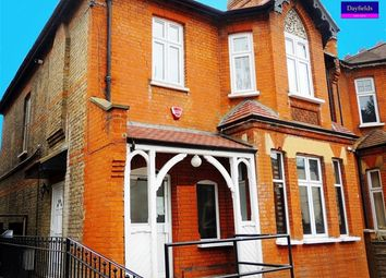 Thumbnail 3 bed flat to rent in Cecil Road, Enfield