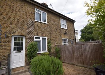 Thumbnail 1 bed terraced house to rent in Hawks Road, Norbiton, Kingston Upon Thames