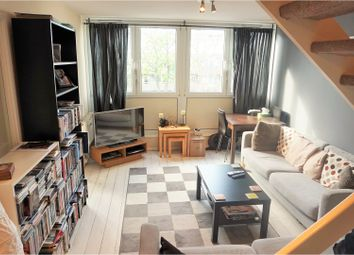 Thumbnail 4 bed flat for sale in Fowler Close, London