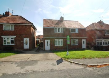 Thumbnail 2 bed semi-detached house for sale in Westmorland Place, Willington, Crook