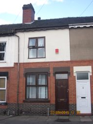Thumbnail 2 bed terraced house to rent in Carron Street, Stoke On Trent