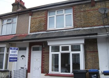 Thumbnail 2 bedroom terraced house to rent in Marden Ave, Ramsgate