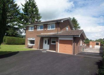 Thumbnail 4 bed detached house for sale in Ffridd Y Gog, Corwen