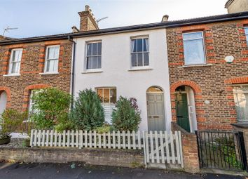 Thumbnail 2 bedroom terraced house for sale in Cowley Road, London