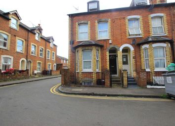 Thumbnail 5 bed end terrace house for sale in Anstey Road, Reading