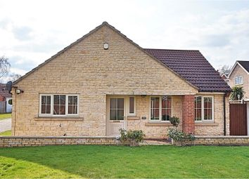 Thumbnail 3 bed detached bungalow for sale in Old Pond Close, Lincoln