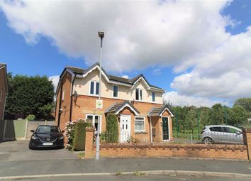 Thumbnail 2 bed semi-detached house for sale in Hasper Avenue, Withington, Manchester