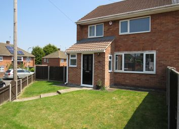 Thumbnail 3 bed semi-detached house for sale in Parkdale Road, Thurmaston, Leicester