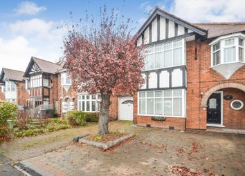 Thumbnail 3 bed detached house for sale in Davies Road, West Bridgford, Nottingham