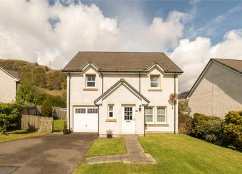 Thumbnail 4 bed detached house for sale in Fingal Road, Killin, Stirlingshire