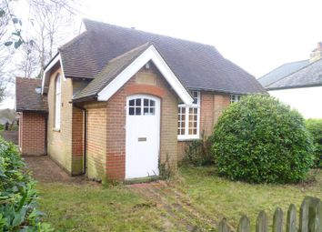 Thumbnail 2 bed detached house to rent in Brasted Chart, Westerham