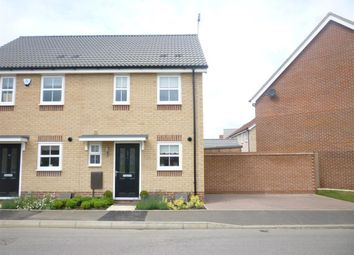 Thumbnail 2 bedroom property to rent in Kendle Road, Swaffham