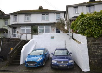 Thumbnail 3 bed end terrace house for sale in West Road, West Looe, Cornwall