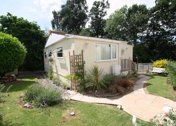 Thumbnail 2 bed mobile/park home for sale in Taunton Vale Park, Bathpool, Taunton