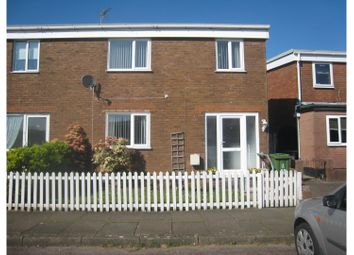 Thumbnail 3 bed terraced house for sale in Farm Lane, Cwmbran