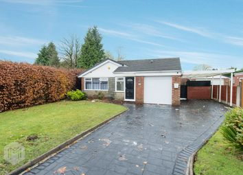 Thumbnail 3 bed detached bungalow for sale in Longsight Lane, Bolton