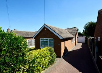 Thumbnail 3 bed bungalow to rent in Lichfield Road, Walton, Chesterfield