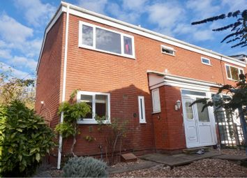 Thumbnail 3 bed end terrace house for sale in Princes End, Dawley Bank