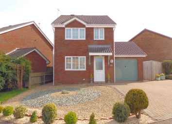 Thumbnail 3 bed detached house for sale in The Oak Field, Cinderford