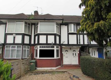 Thumbnail 1 bed flat for sale in Highcroft Avenue, Wembley, Middlesex