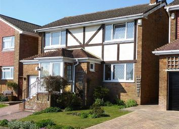 Thumbnail 4 bed detached house for sale in The Heights, Hastings, East Sussex
