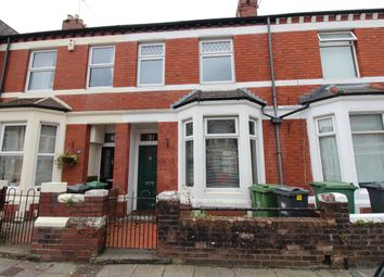 Thumbnail 3 bedroom property for sale in Cwmdare Street, Cathays, Cardiff