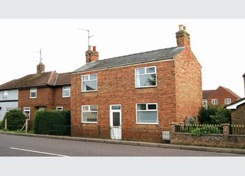 Thumbnail 3 bed detached house for sale in Bourne Road, Spalding