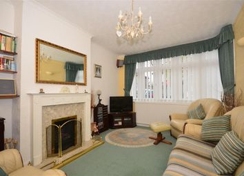 Thumbnail 3 bedroom semi-detached house for sale in Northway Road, Croydon, Addiscombe, East Croydon, Surrey