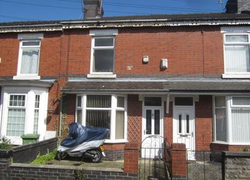 Thumbnail 3 bed property to rent in Westminster Street, Crewe