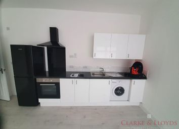 Thumbnail 1 bed flat to rent in Church Road, Harold Wood, Romford