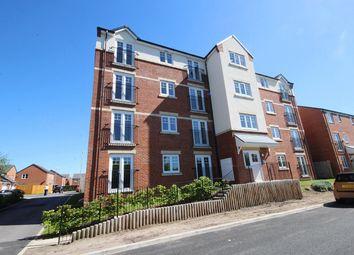 Thumbnail 2 bed flat to rent in Kerridge Drive, Warrington