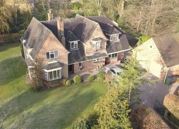 Thumbnail 4 bed detached house for sale in Meadow Croft, Meadow Road, Barlaston, Stoke-On-Trent