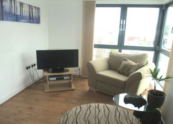 Thumbnail 2 bed flat to rent in Lockyers Quay, Plymouth