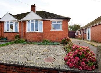 Thumbnail 2 bed semi-detached bungalow for sale in St. Lythans Road, Barry
