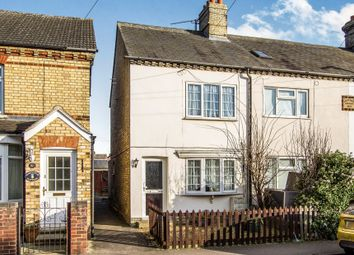 Thumbnail 2 bed terraced house for sale in Hitchin Street, Biggleswade, Bedfordshire
