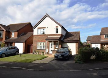 Thumbnail 3 bed detached house for sale in Badger Rise, Portishead, Bristol