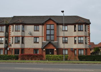 Thumbnail 2 bed flat for sale in Dundee Court, Falkirk