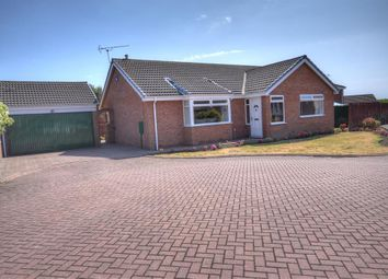 Thumbnail 3 bed detached bungalow for sale in Troutsdale Close, Bridlington