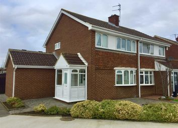 Thumbnail 3 bed semi-detached house for sale in Sorrel Gardens, South Shields
