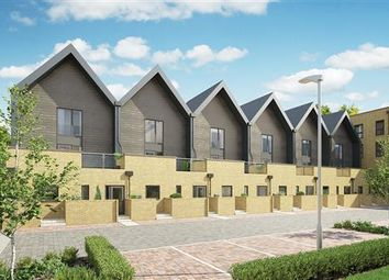 Thumbnail 4 bed town house for sale in Station Road, Waltham Abbey, Essex