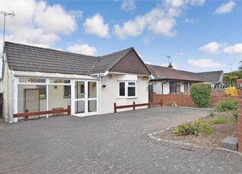 Thumbnail 2 bed detached bungalow for sale in First Avenue, Clanfield, Waterlooville, Hampshire