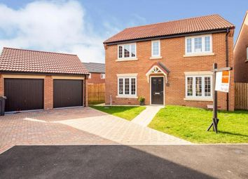 Thumbnail 4 bed detached house for sale in Willow Brook Close, Stokesley Grange, Stokesley, North Yorkshire