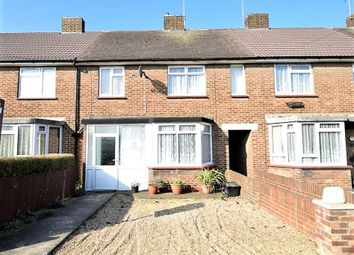Thumbnail 3 bed terraced house to rent in Orchard Road, Swanscombe