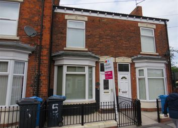 Thumbnail 2 bedroom terraced house for sale in Estcourt Street, Hull