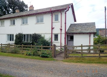 Thumbnail 3 bedroom semi-detached house to rent in Castle Cottages, Dacre