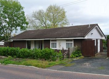 Thumbnail 2 bedroom detached bungalow for sale in Park Lane, Madeley, Telford, Shropshire.