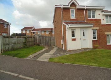 Thumbnail 3 bed end terrace house for sale in Poplar Way, Carfin, Motherwell